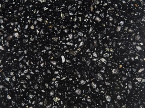 Taurus Terrazzo Black matt