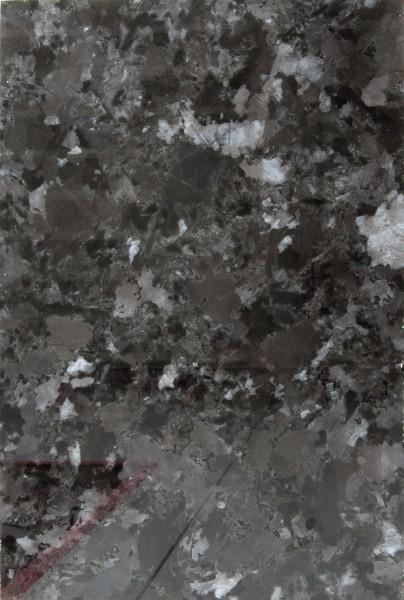 Oberfläche poliert